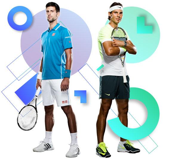Les maillots de tennis
