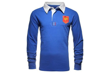 Maillots vintage de rugby